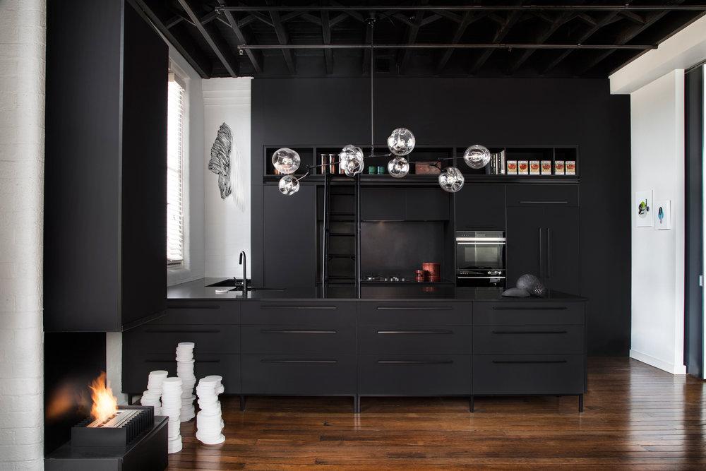 Copy of Teneriffe Warehouse Apartment 2 - kitchen