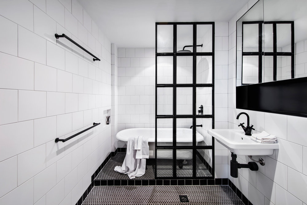 Copy of Teneriffe Warehouse Apartment 2 - bathroom