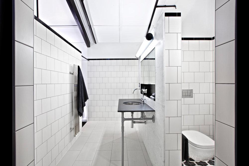 Copy of Teneriffe Warehouse Apartment 1 - bathroom