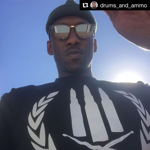 @mahershalaali  #Repost @drums_and_ammo ・・・ #sag 👑#DNA • • • [Our gear speaks to an audience of builders, destroyers and aficionados. We are a voice of culture, art, music and everything around it. Art + Passion = Power. Oakland, Ca] • • • #drumsandammo #hiphop #build #destroy #aficionado #culture #art #music #progressivelifestyle #dna #shop #store #clothing #activewear #activism #artist #resistanduplift #resistandunite #unity  #peace #art #passion #power #oakland #powertothepeople #DNA