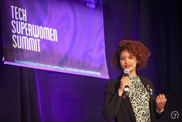 Tech Superwomen Summit Opening Keynote Speaker, May 2018