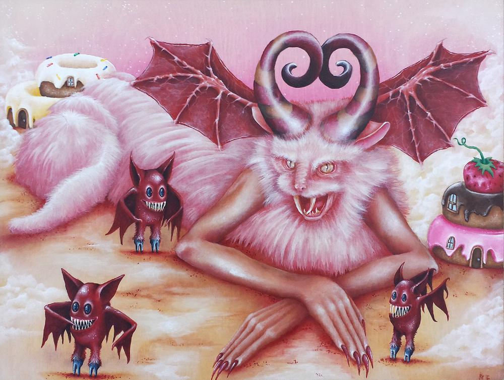 Kristen Ferrell demon