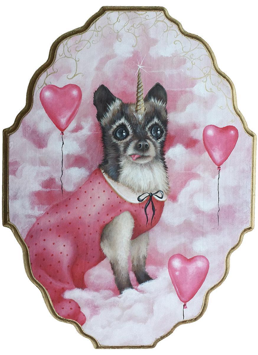 Kristen Ferrell Pet Portrait
