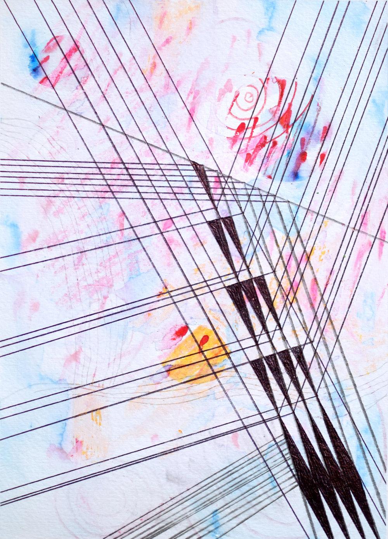 soleil drawing 2