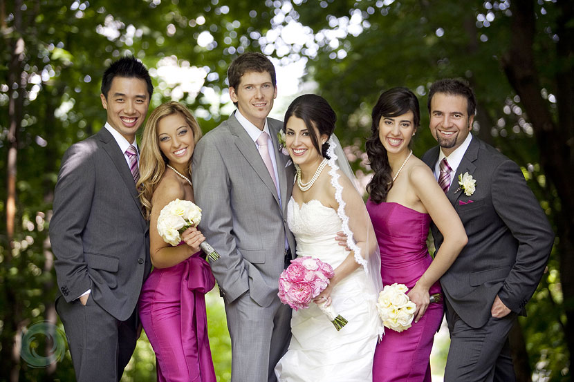 Wedding Examples Bridal Party Klick Photography
