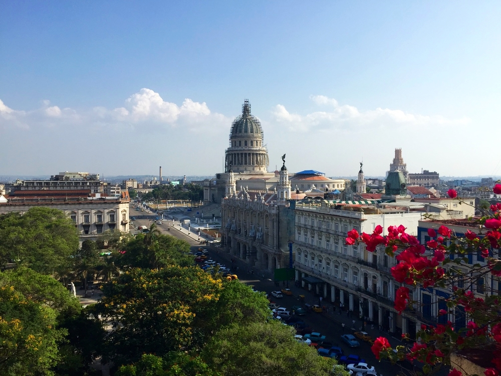 View of Havana