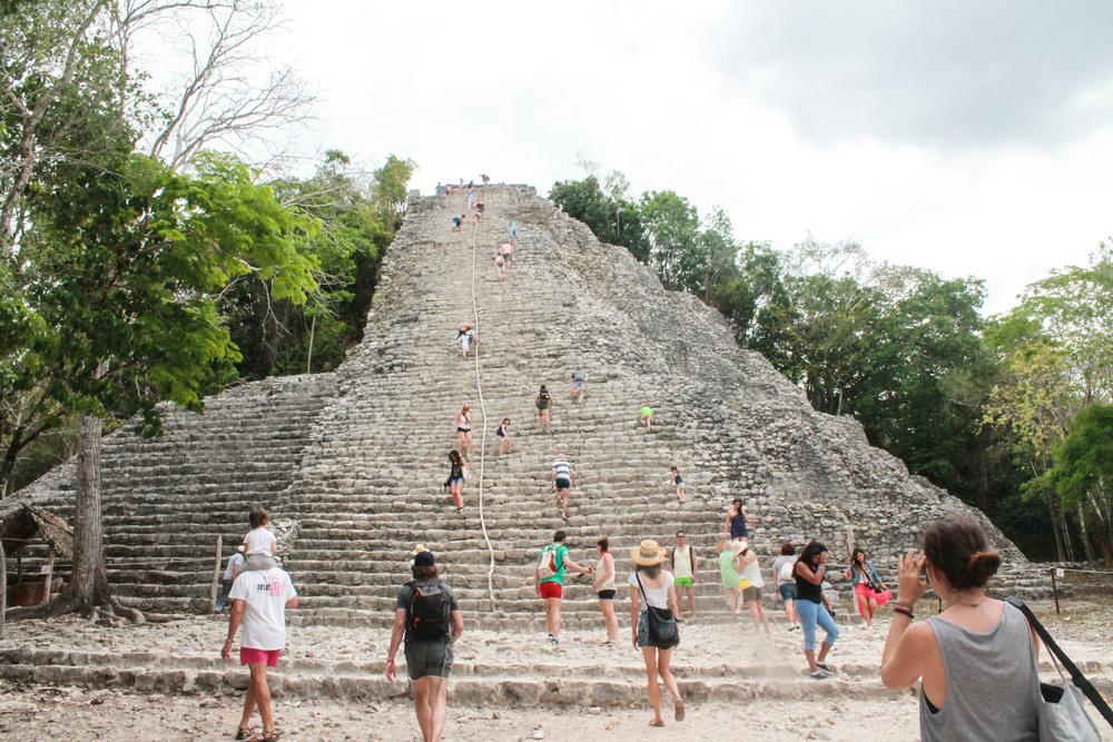 Coba: Mayan Ruins