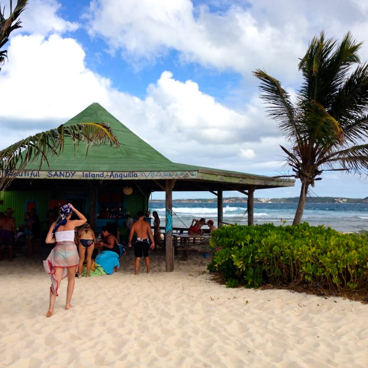 Grab a lunch laden with fresh catch on Sandy Island - a small strip of sand in the middle of the ocean with an incredible BBQ shack, tunes and fine wines.