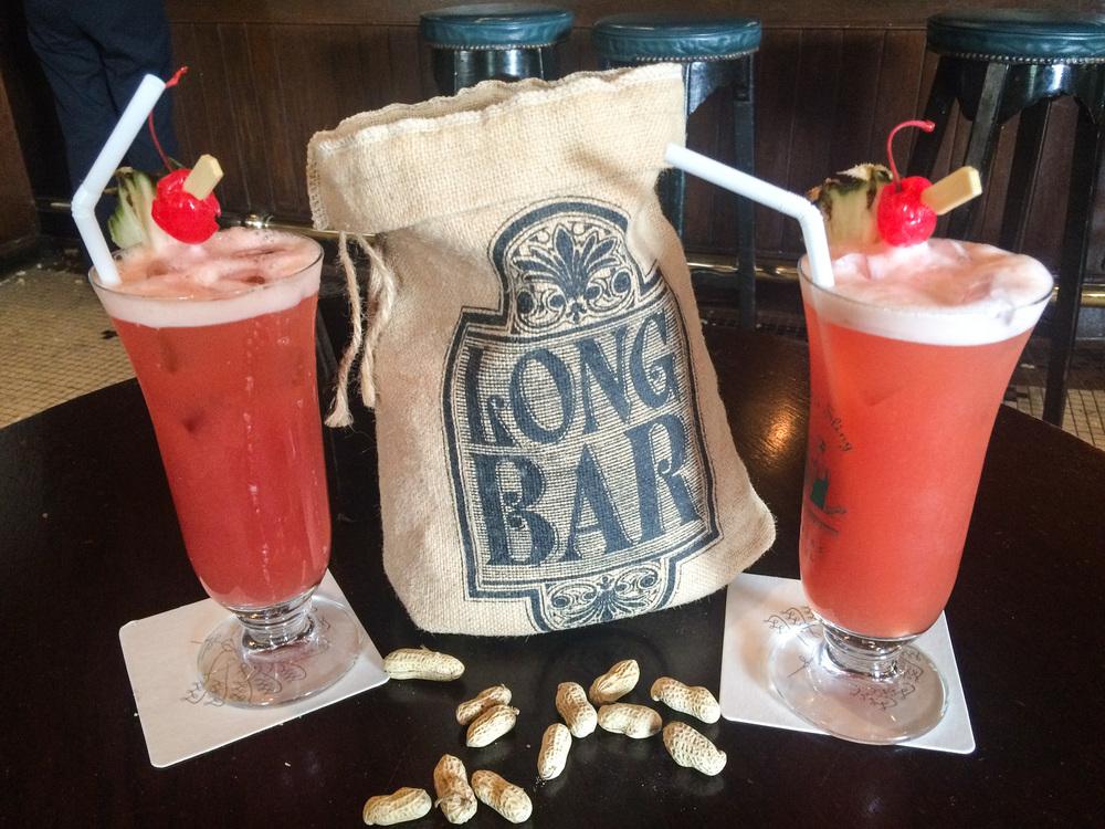 Long Bar, Raffles Hotel