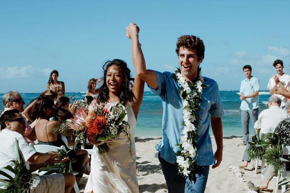 Oahu Wedding: Hawaii Polo Club