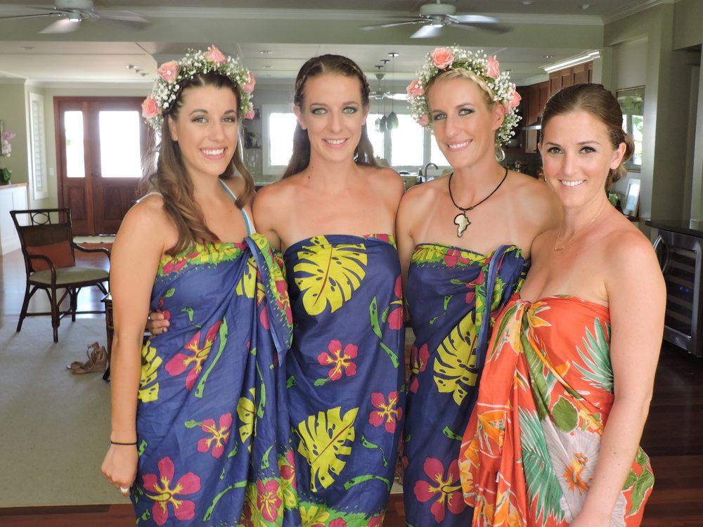 Hawaii Wedding: Kualoa Ranch
