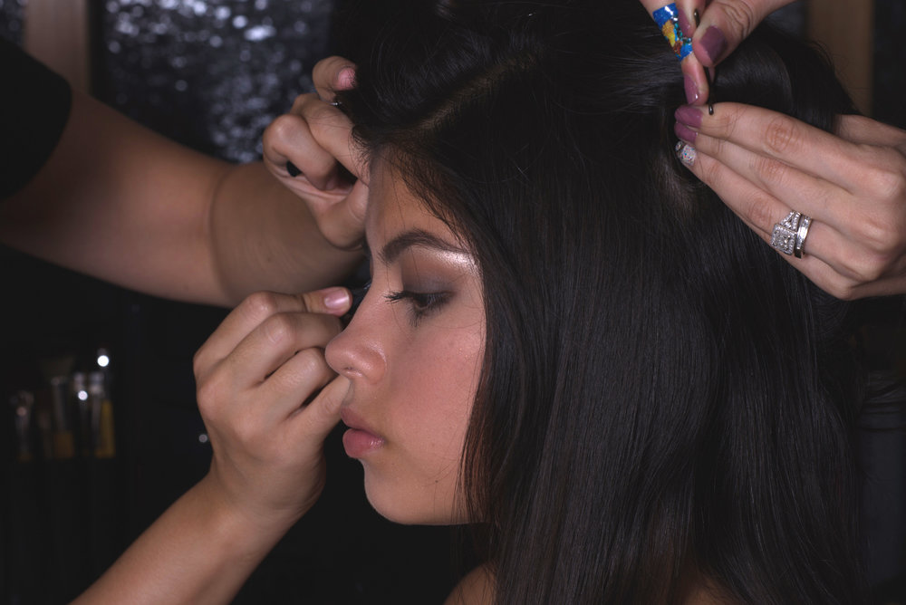 Bridal Hair and Makeup - RIch Heaton