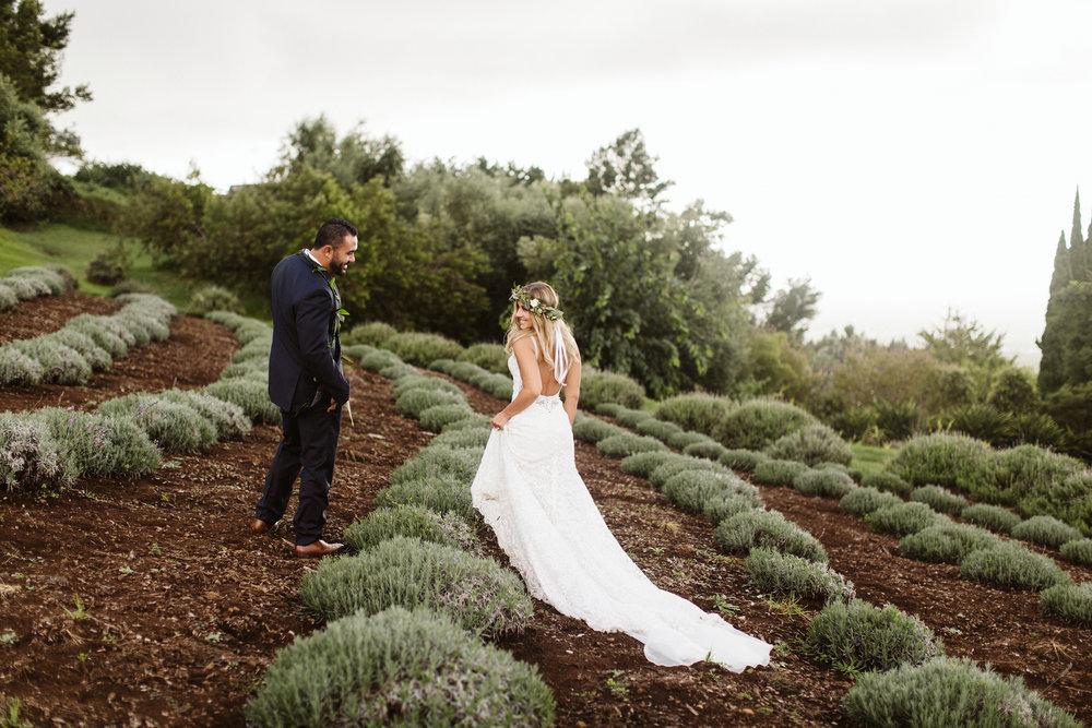 Wedding Hair and Makeup - Maui