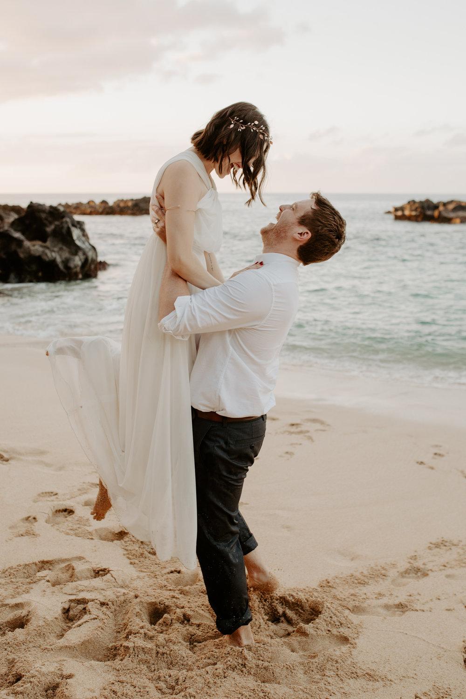 Wedding Hair and Makeup - Oahu, Hawaii