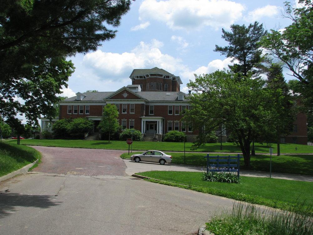4. The Ridges - Athens, Ohio
