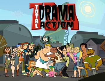 Total Drama Action