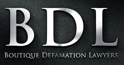 Boutique Defamation Lawyers