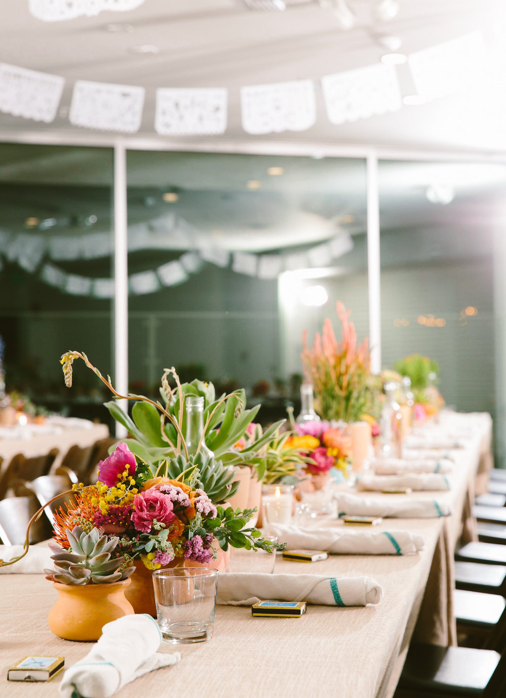 Hello Gem Events | Fiesta Rehearsal Dinner Ace Palm Springs | Jennifer Emerling Photography