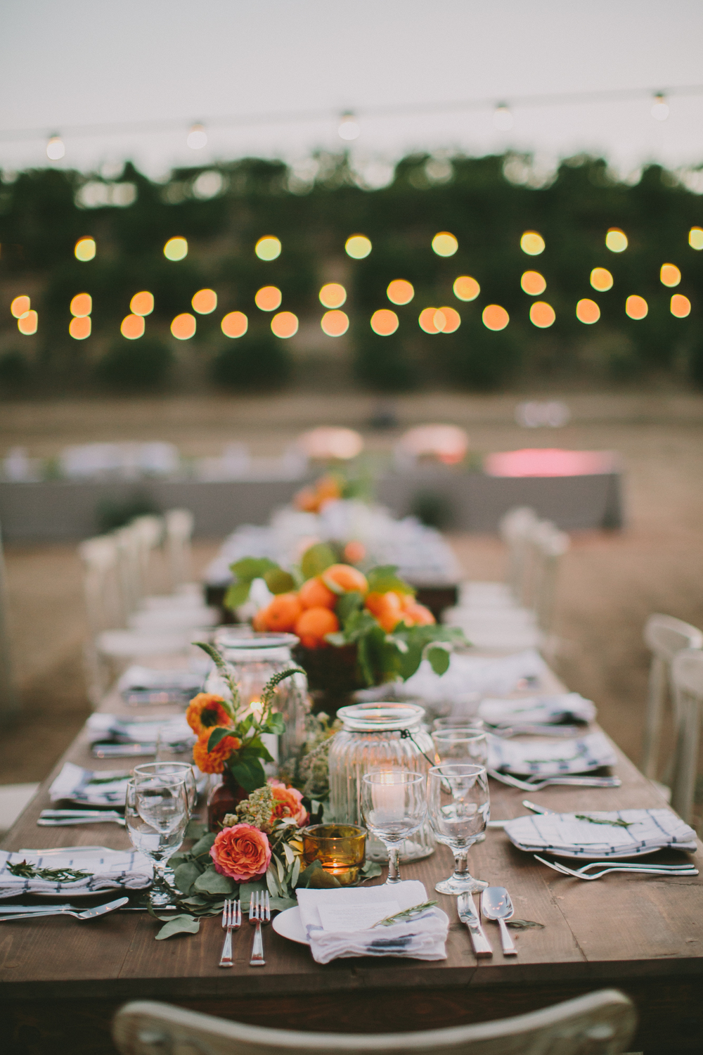 Hello Gem Events | Family Orange Grove Wedding | Fondly Forever Photography