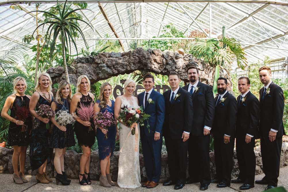 Goleta Greenhouse Wedding | Hello Gem Events
