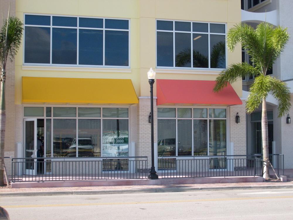 270 Store Front Awnings Punta Gorda