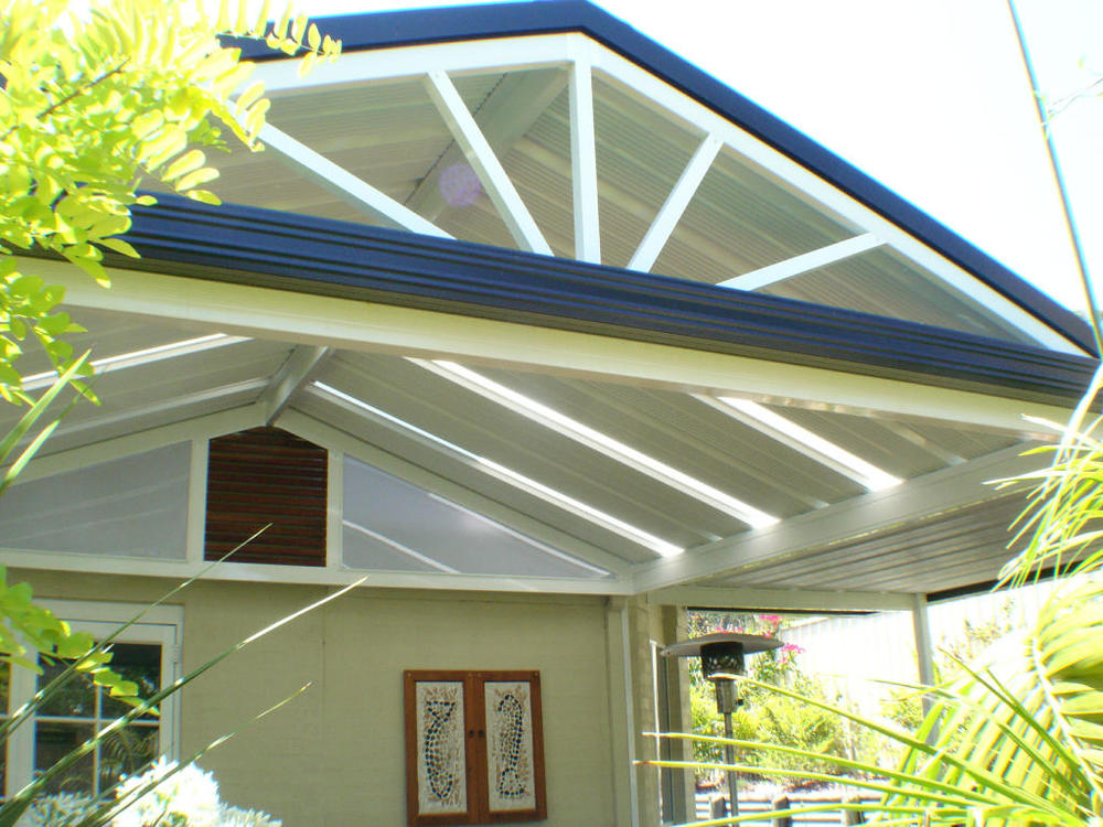 706 Custom Beams With Elite Roof Panels