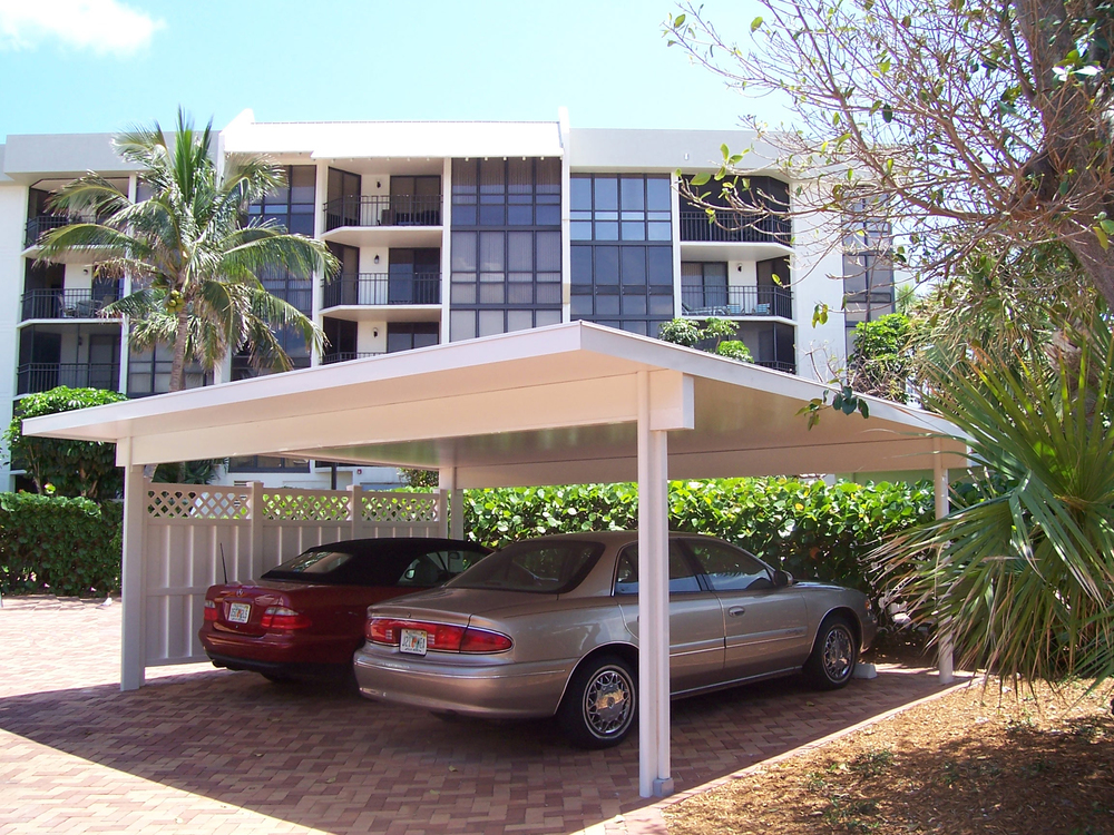 709 Multi-Family Parking Carports