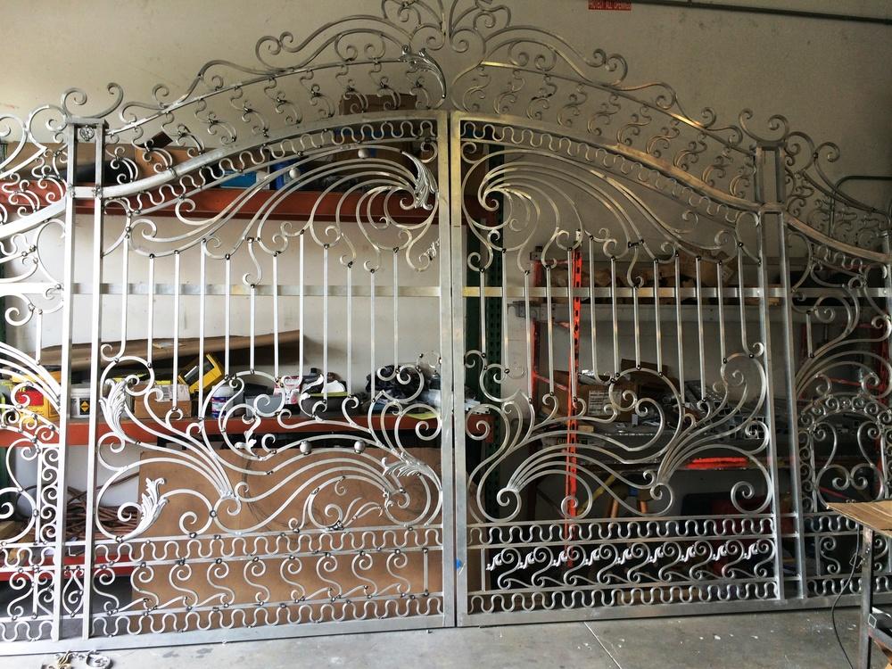 906 Estate Gate In Weld Shop