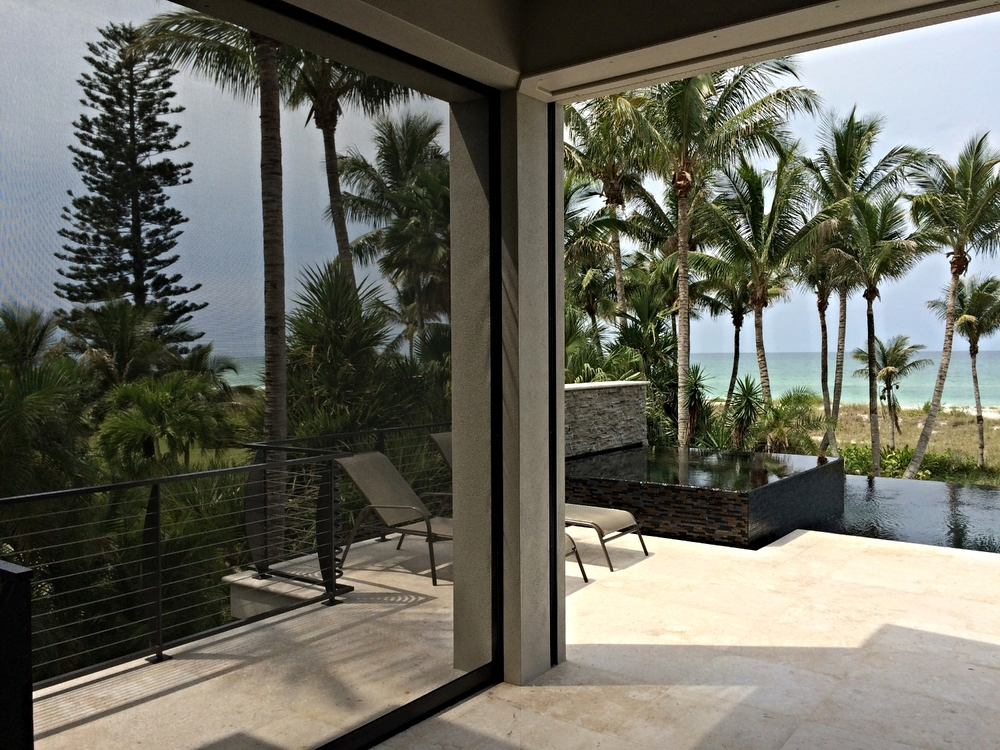"214 ""Vista"" Screens for your Lanai"
