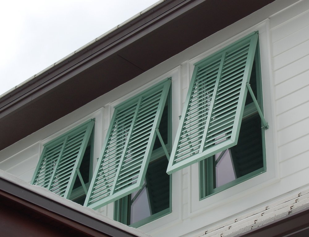 74 Murray Homes Decorative Bahama Shutters