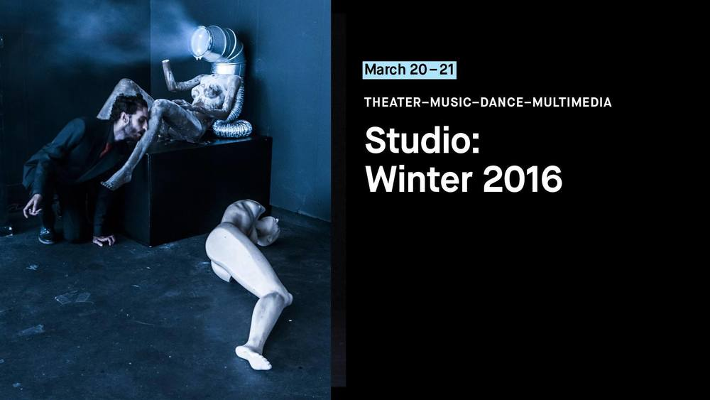 Untitled 16 - Studio: Winter 2016@Redcat