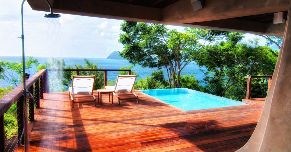 Zabuco Honeymoon Villa at Secret Bay