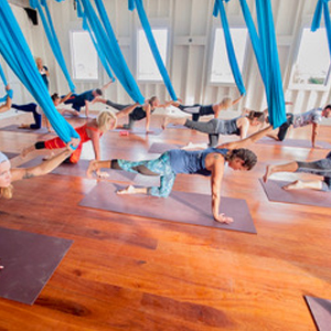 ABOUT AERIAL YOGA