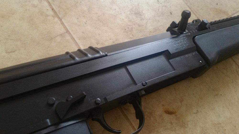 KG Gun Kote!