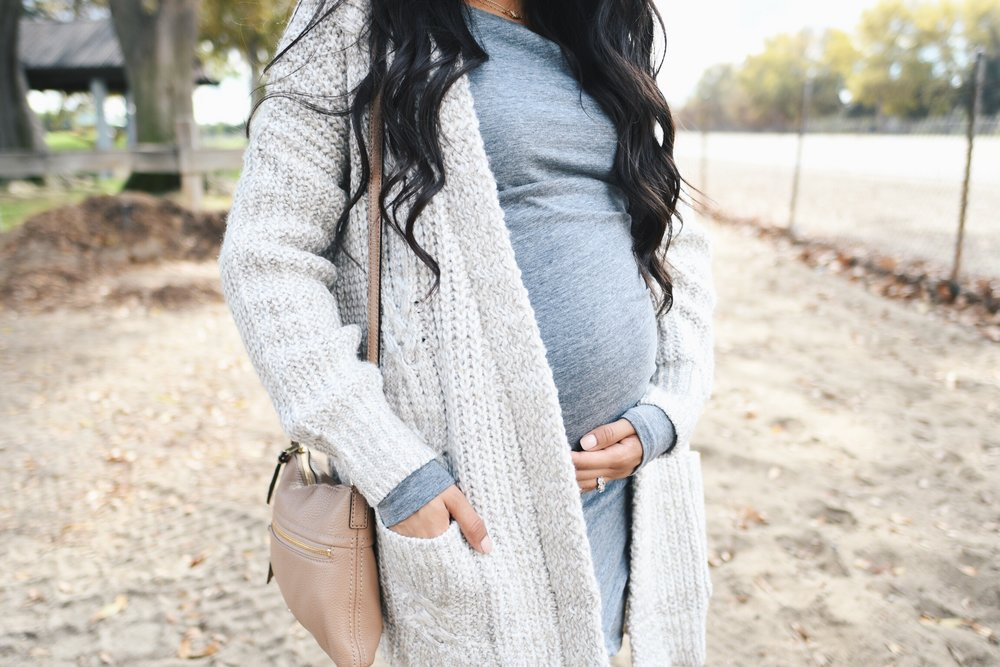 Baby Bump // Fall Fashion