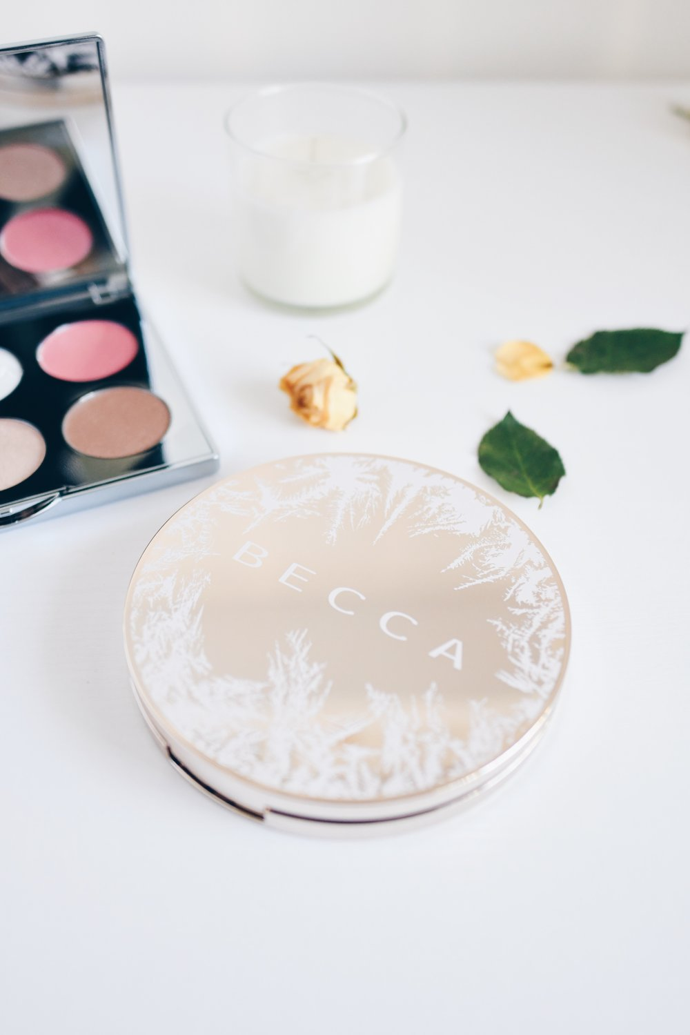 Becca Beauty // Après Ski Glow Collection: Eye Lights Palette