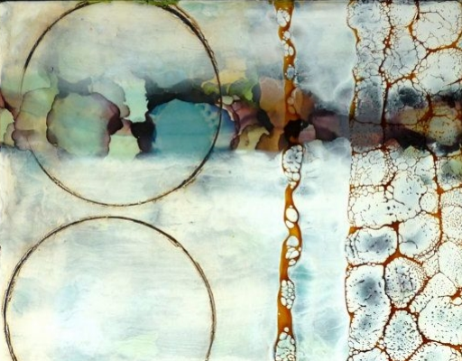 Encaustic and Mixed Media with Laura Van Horne