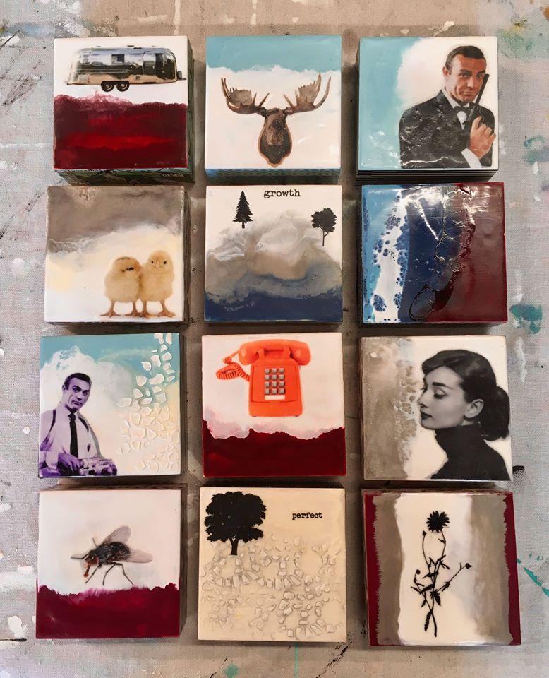 Laura Van Horne's minis