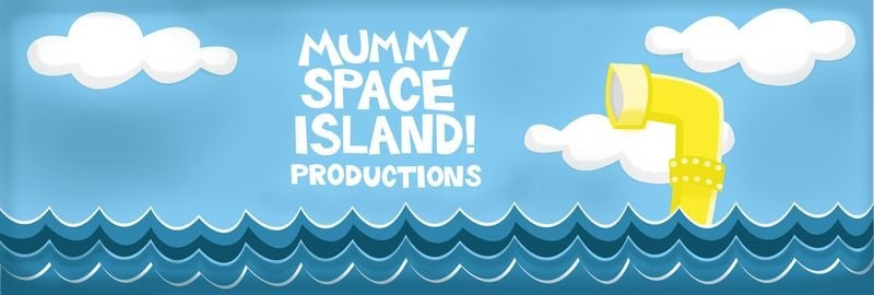 MUMMY SPACE ISLAND PRODUCTIONS. Vector.  2012.