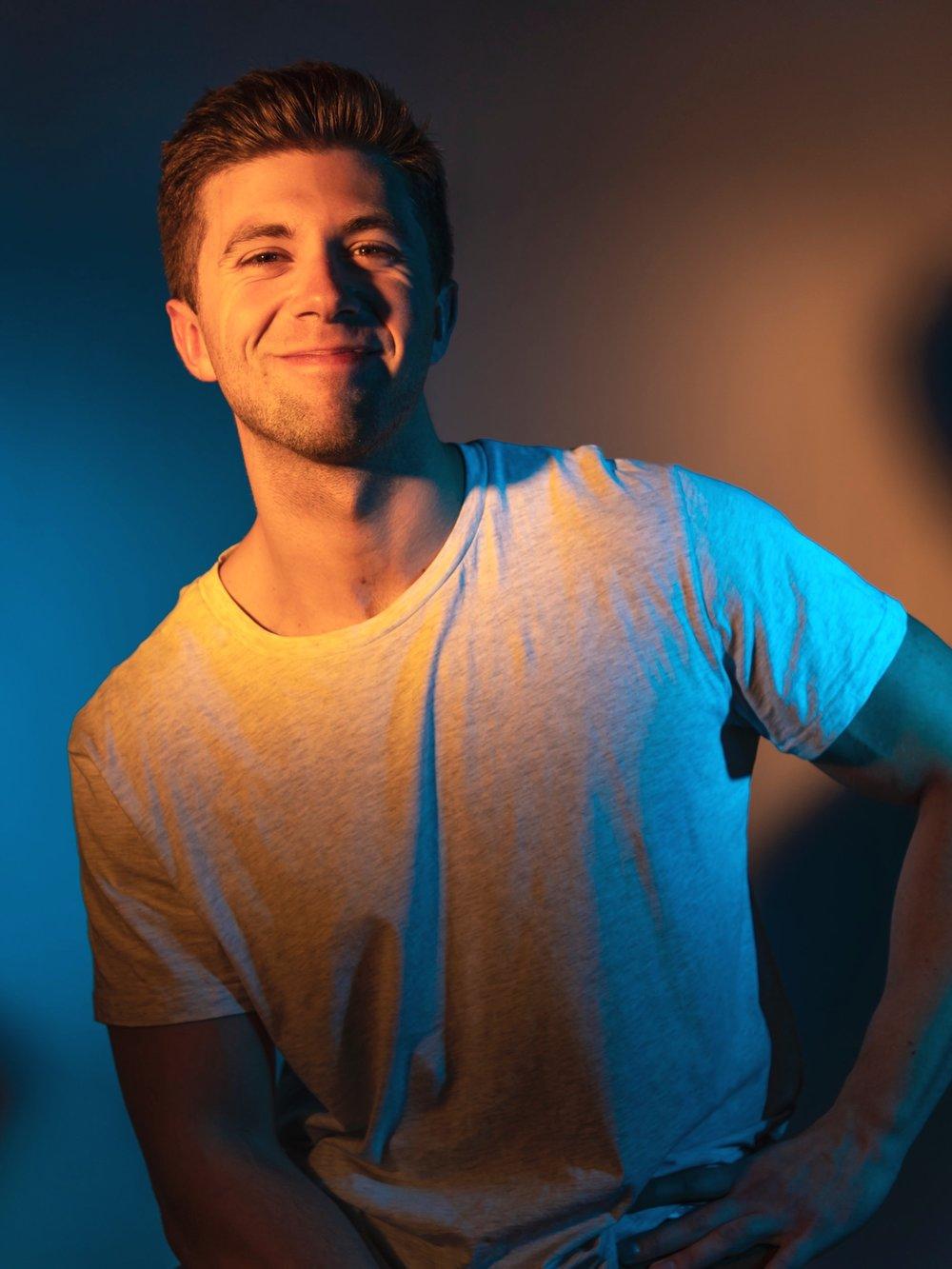 Daniel Whitaker | Creative Director