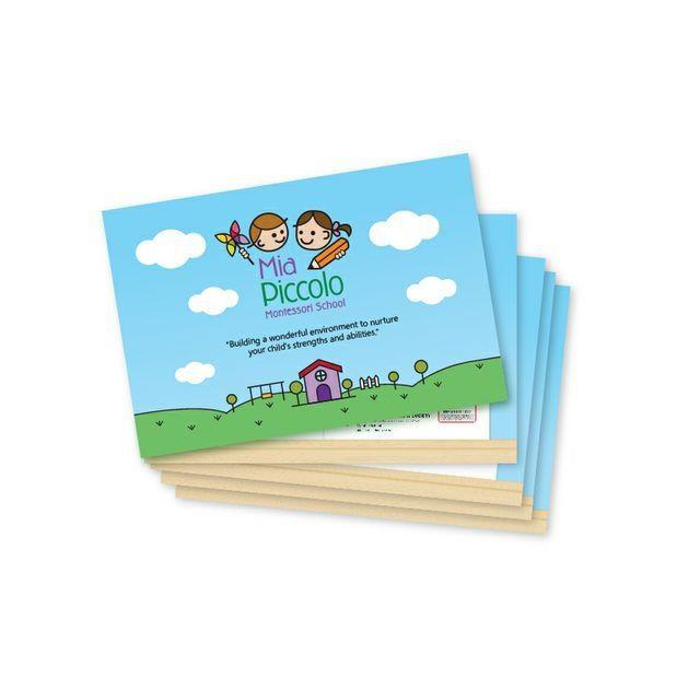 Postcard Design for Preschool