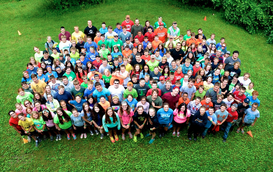 Middle School Camp, Camp Adventure! June 26 - July 1