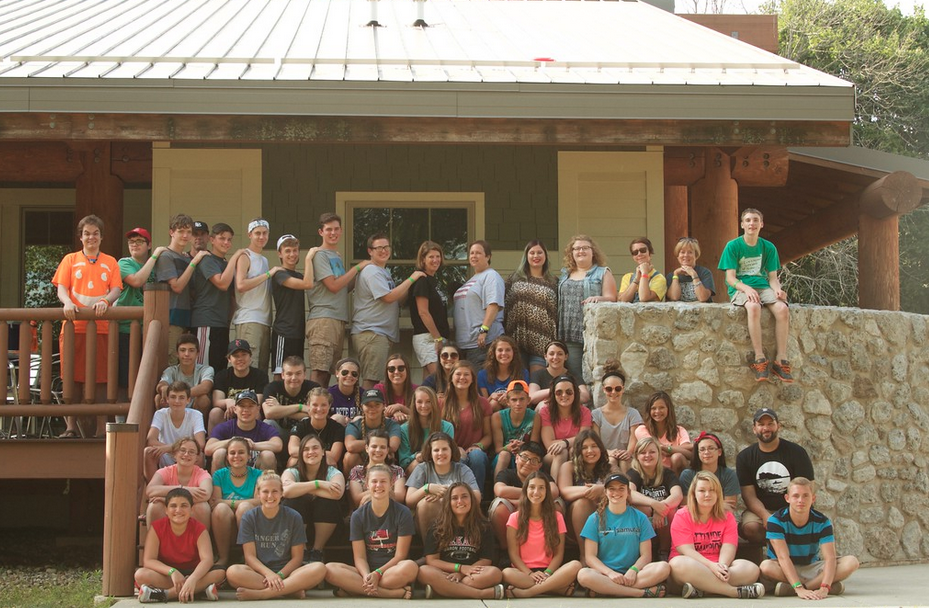 Senior High Camp, That Thing, Epworth Forest July 10 - 15