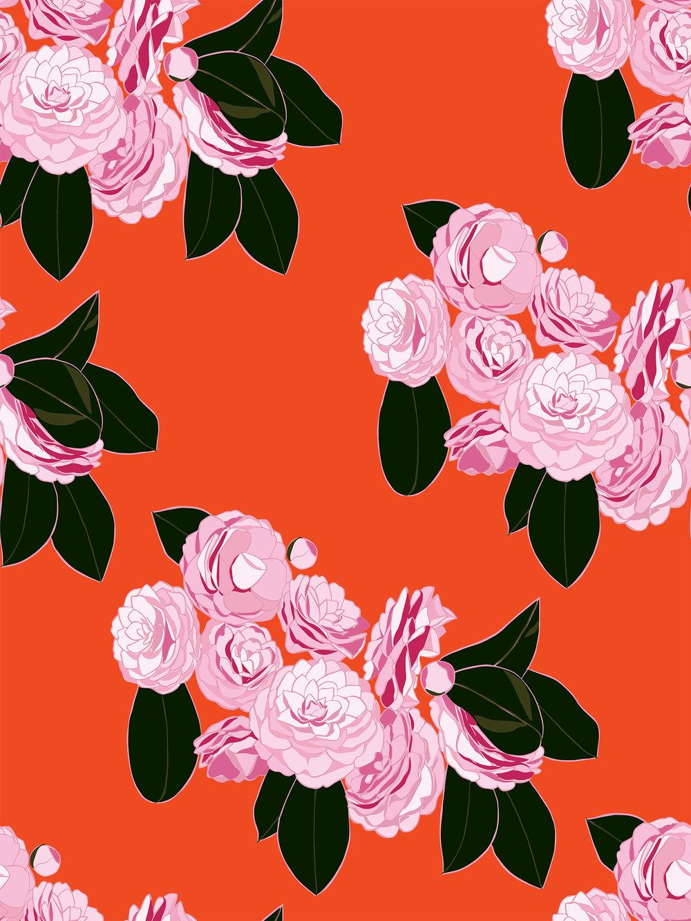 Kate Blairstone Camellia