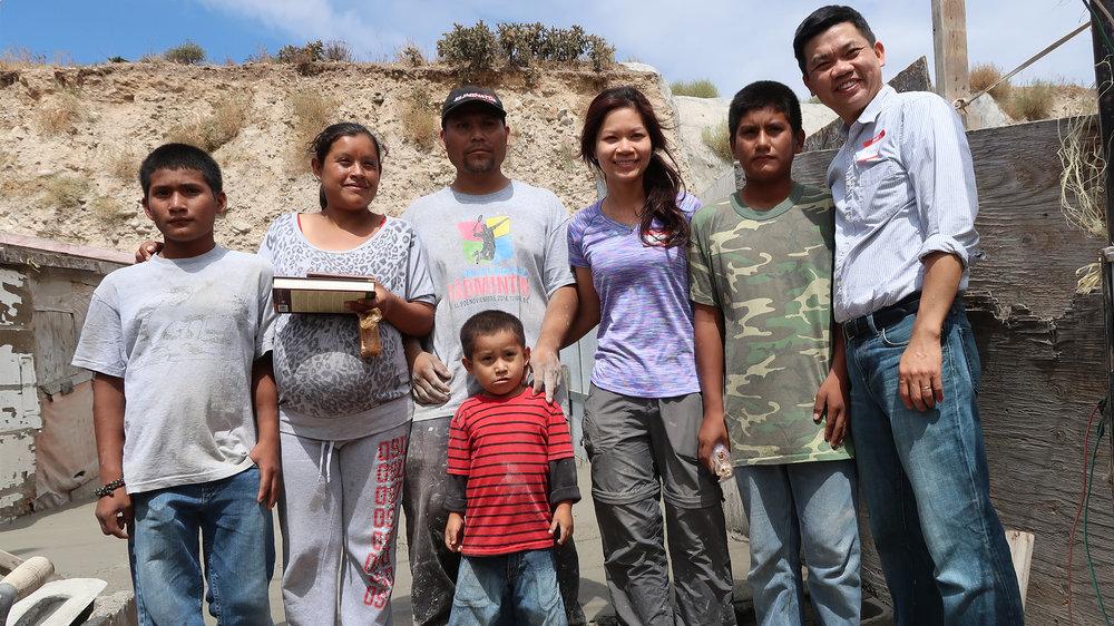 De Jesus Nunez Family