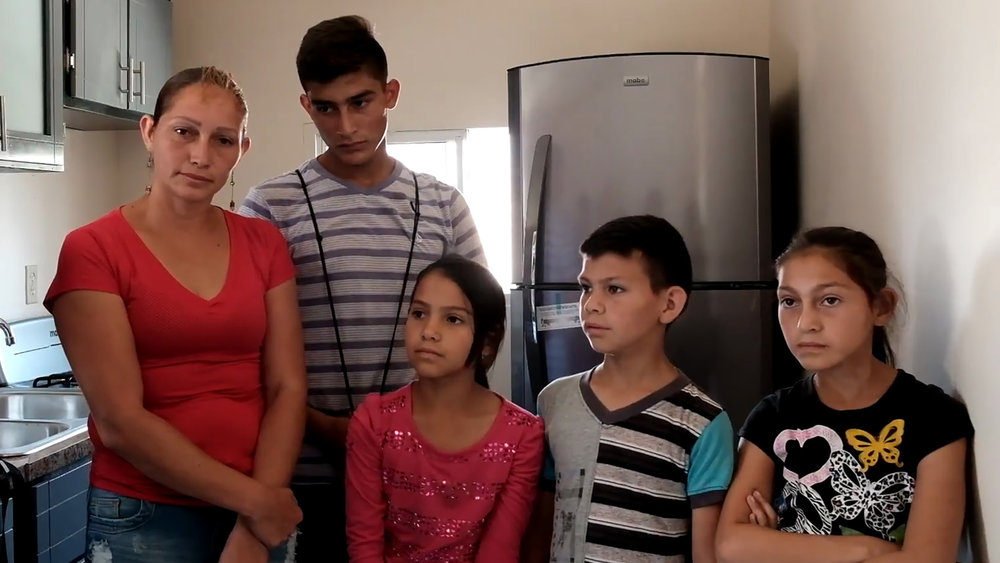 Sanchez Andrade Family