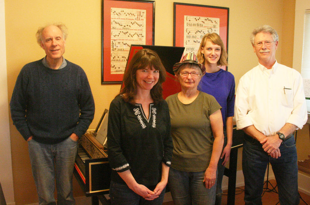 New nonprofit bringing baroque music to the valley By Michelle McConnaha Ravalli Republic - May 1, 2015