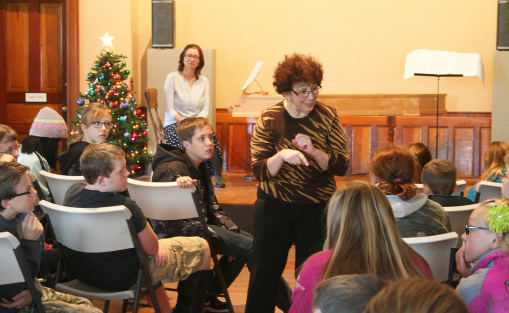 Music for the holidays: Museum to host Gallery of Trees and Baroque event  By Michelle McConnaha Ravalli Republic - Nov 12, 2015