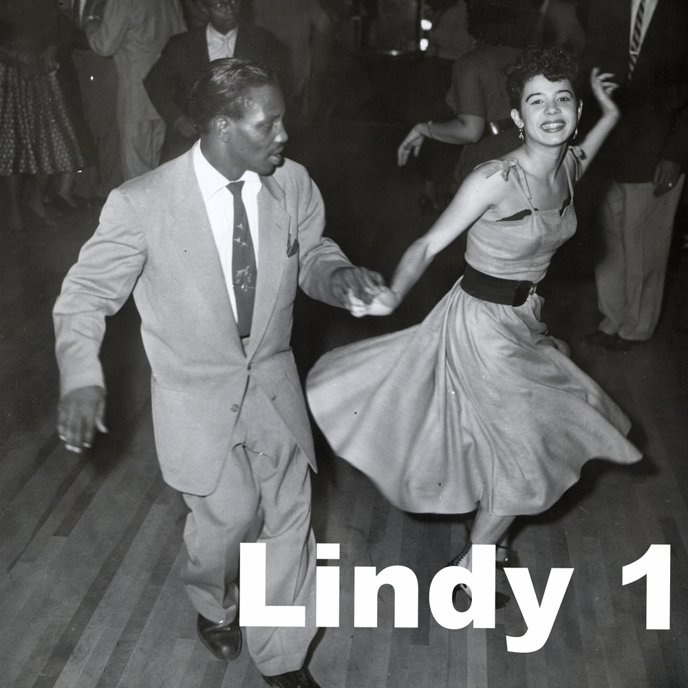 Lindy movement, Basic steps, leading and following, Base Moves