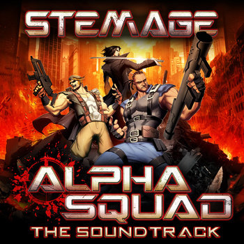 Alpha Squad Soundtrack